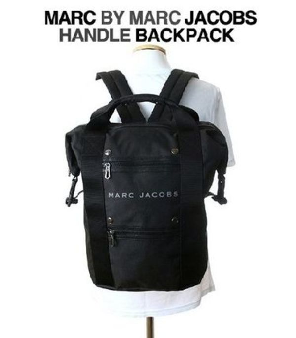 Marc by Marc Jacobs★2WayHandleBackpack