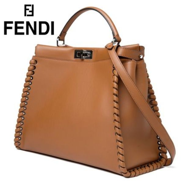 2016SS【FENDI】'Fashion Show' REGULAR PEEKABOO BROWN