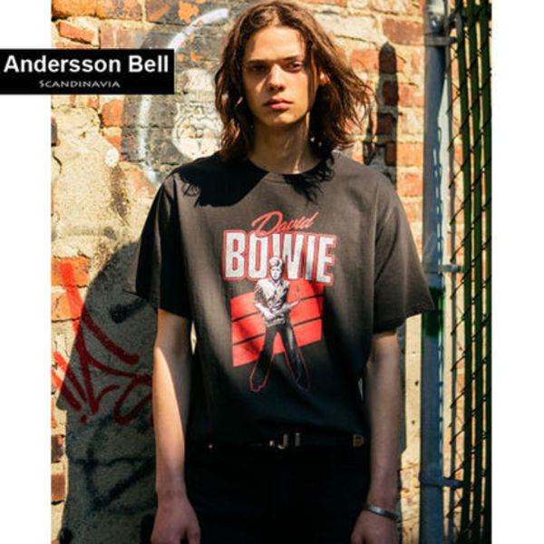 ANDERSSON BELL正規品★アーティストコラボTシャツ★男女兼用