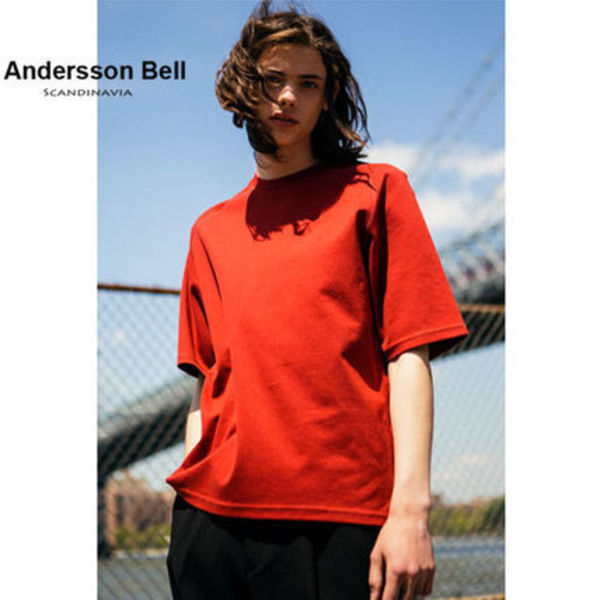 ANDERSSON BELL正規品★Bliss ラグランTシャツ★4色★男女兼用