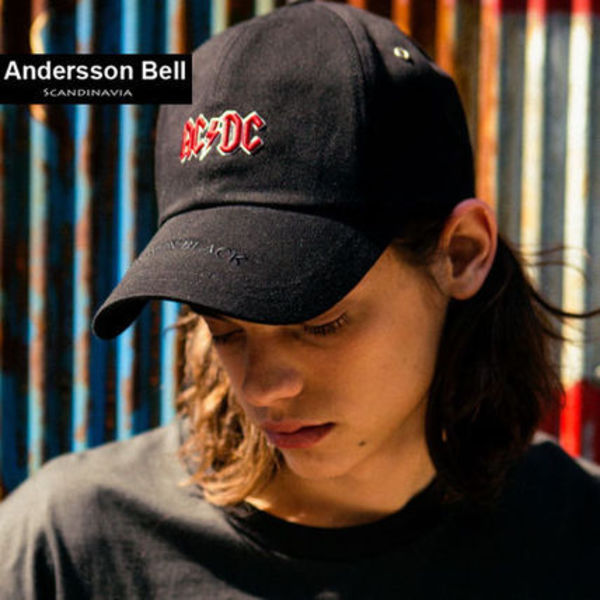 ANDERSSON BELL正規品★Artistコラボキャップ★3Type★男女兼用