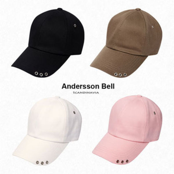 ANDERSSON BELL正規品★Better Eyelet キャップ★4色★男女兼用