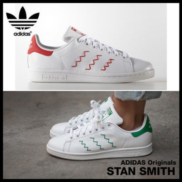 Adidas Women's Originals S75139 S75138 スタンスミス
