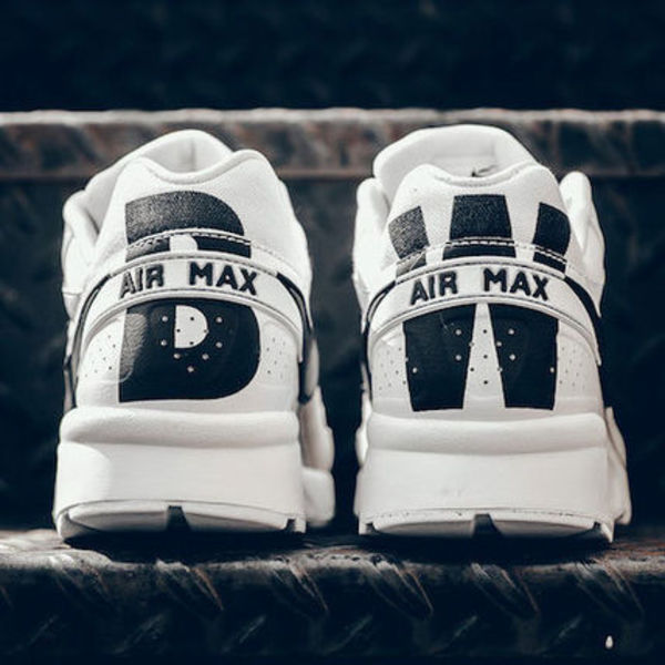 "NIKE AIR MAX ""BW"" PREMIUM  WHITE/BLACK/IRON"