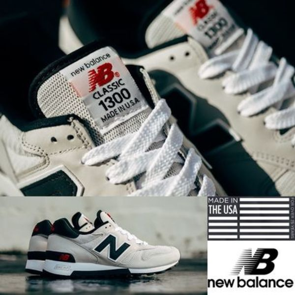 [即発送料込] ☆MADE IN USA☆ new balance M1300CRE