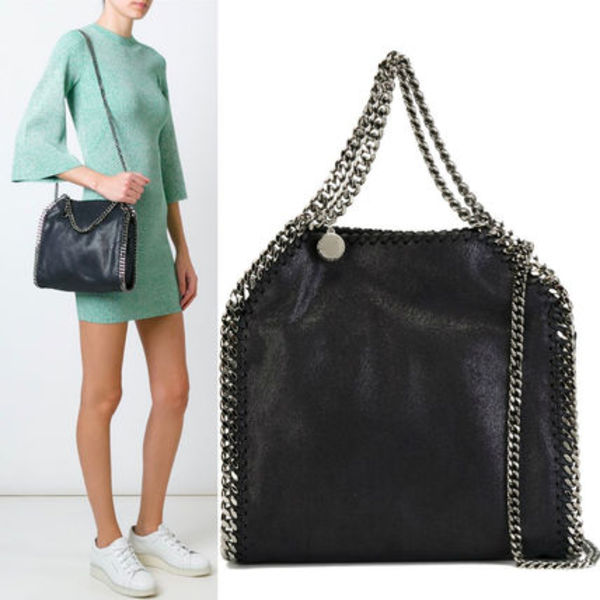 16SS SM228 STELLA McCARTNEY 'Falabella' mini tote