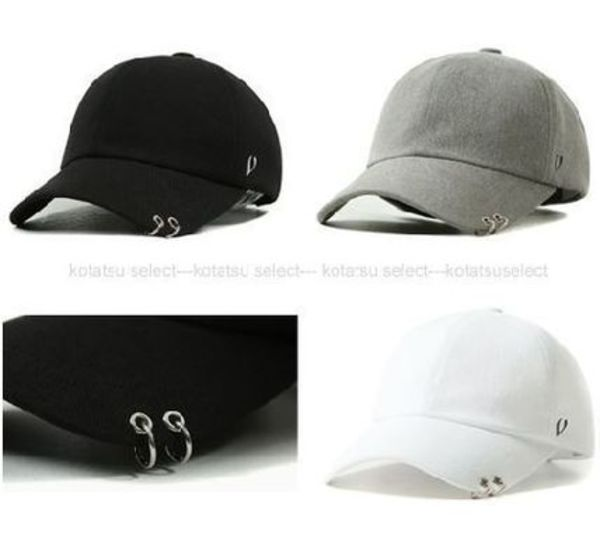 日本未入荷 VIBRATE BLACK LINE - TWIN RING BALL CAP 3色カラー