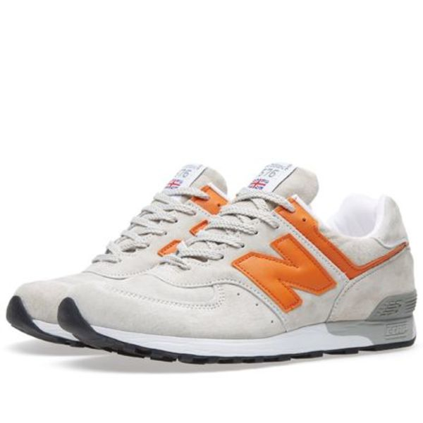 NEW BALANCE M576PGO MADE IN ENGLAND  オレンジ 英国製 関税込