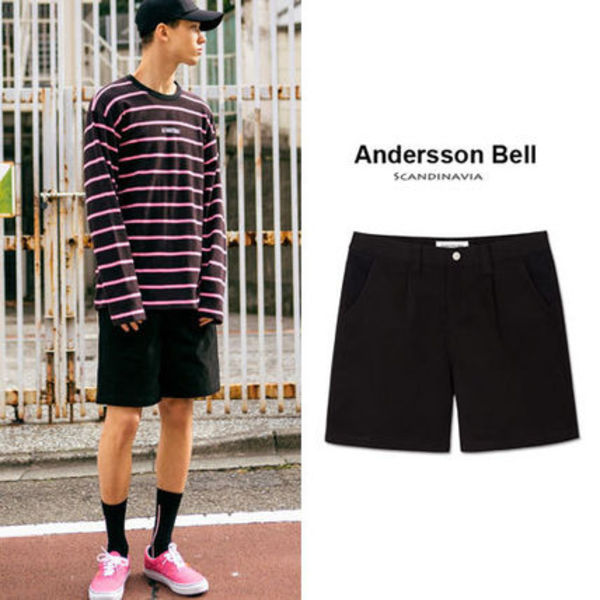 ANDERSSON BELL正規品★2色★DENIS CAMP ショートパンツ★メンズ