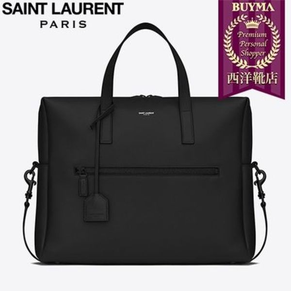 SAINT LAURENT 16AW┃BOLD BRIEFCASE