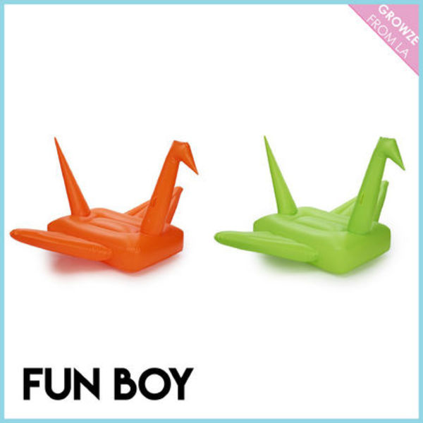 【FUNBOY】ファンボーイ Paper Crane Float  GREENCRANE