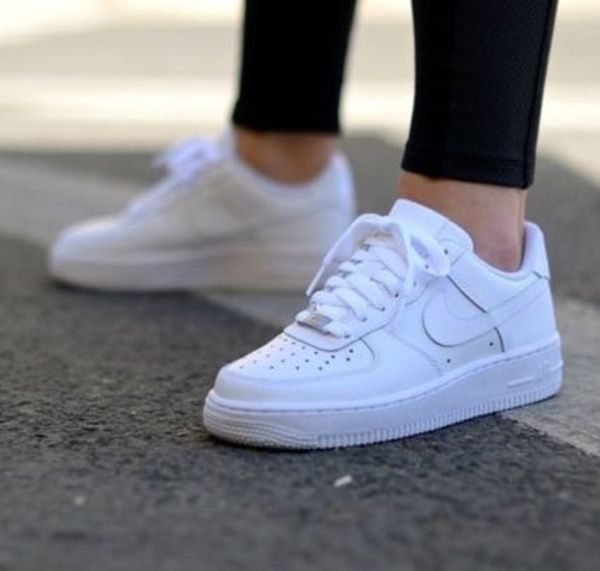 ★NIKE 正規品. AIR FORCE 1 LOW オールWhite-22.5~28.0cm★