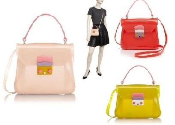 【国内発送】 Furla Candy Bon Bon Cartoon Mini <送料無料>