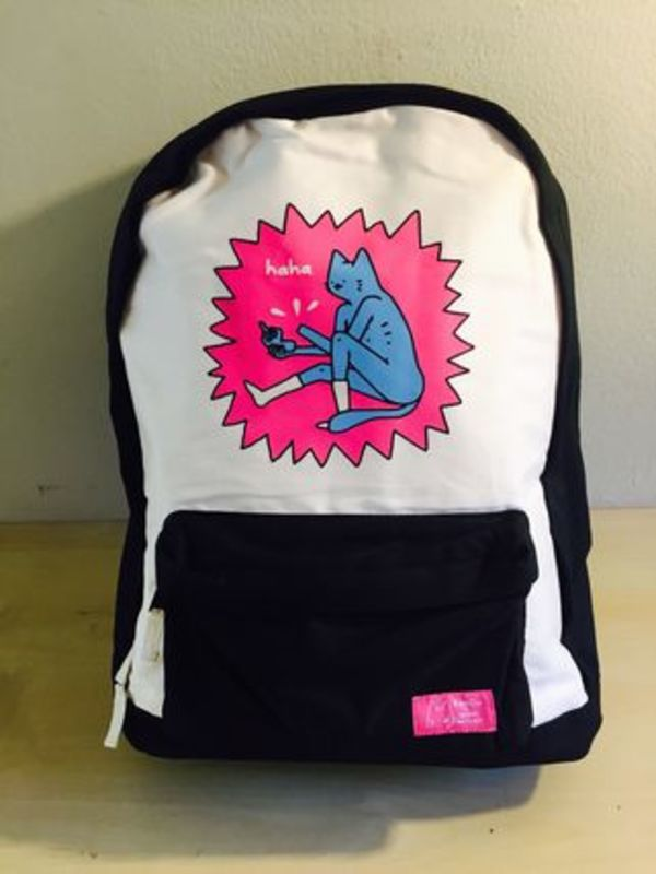 【RIPNDIP】☆LA FLAG SHOP限定☆超入手困難☆HAHA BACK PACK