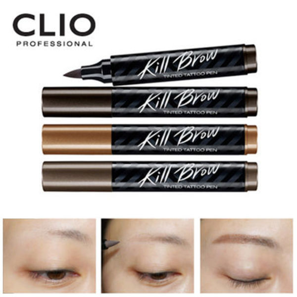 CLIO★Kill Brow Tinted Tattoo Pen  眉ティントペン