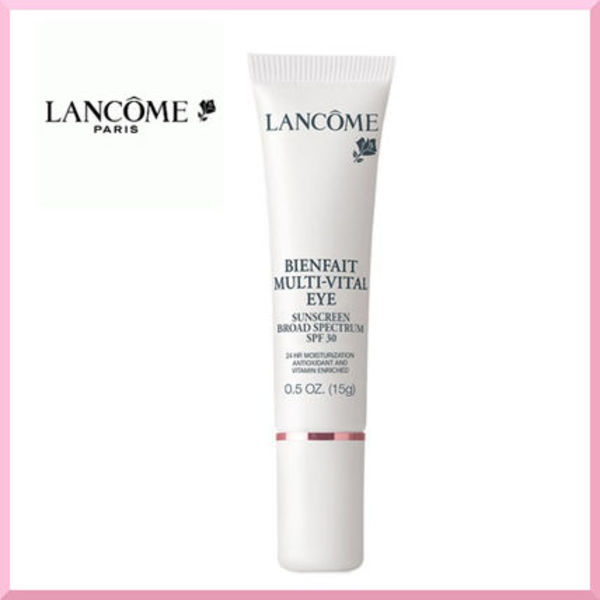 Lancome★Bienfait Multi-Vital Eye サンスクリーンSPF 30★送込