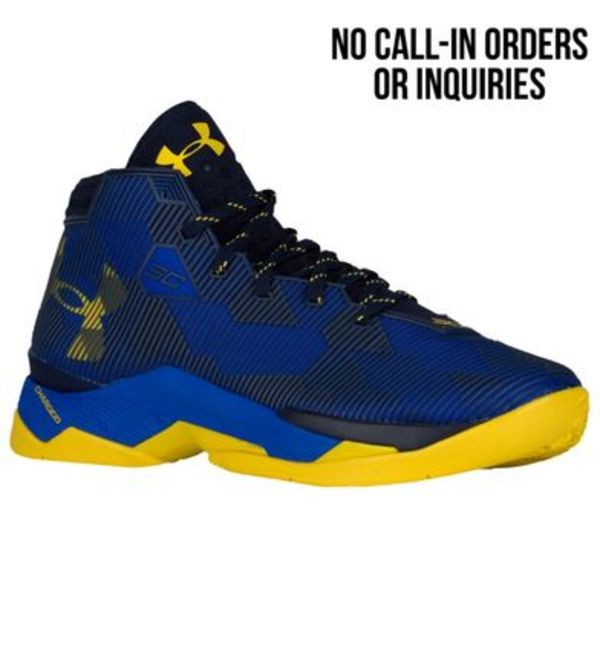 ☆Under Armour☆ Curry 2.5 'Dub Nation'(送料込み)