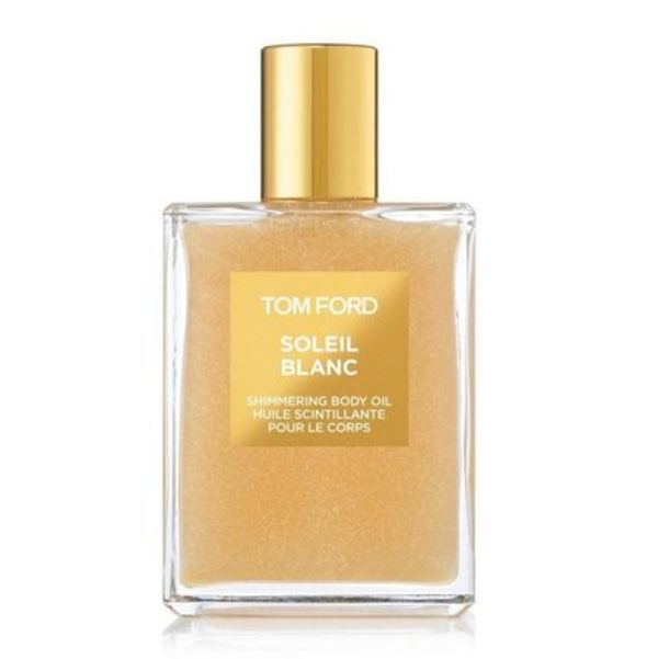 【2016夏 限定品】TOM FORD SOLEIL BLANC SHIMMERING BODY OIL