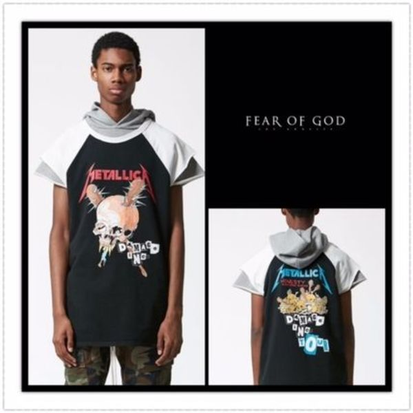 【限定品】 FOG FEAR OF GOD RAGLAN T-SHIRT *在庫わずか*