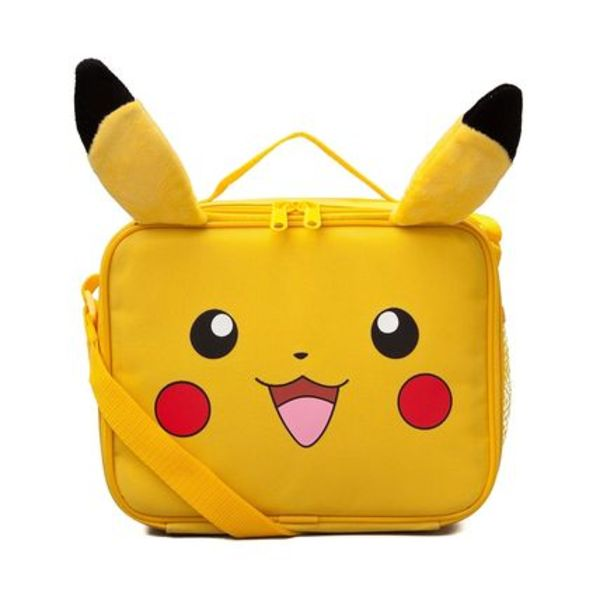 Pokemon Lunch Box[送料込み]  Yellow