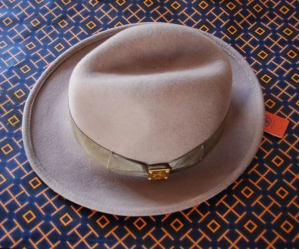即発セール!2品のみ♪Tory Burch★Classic Walking FEDORA