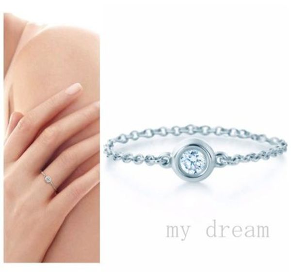 日本未入荷【Tiffany & Co】DIAMONDS BY THE YARD RING