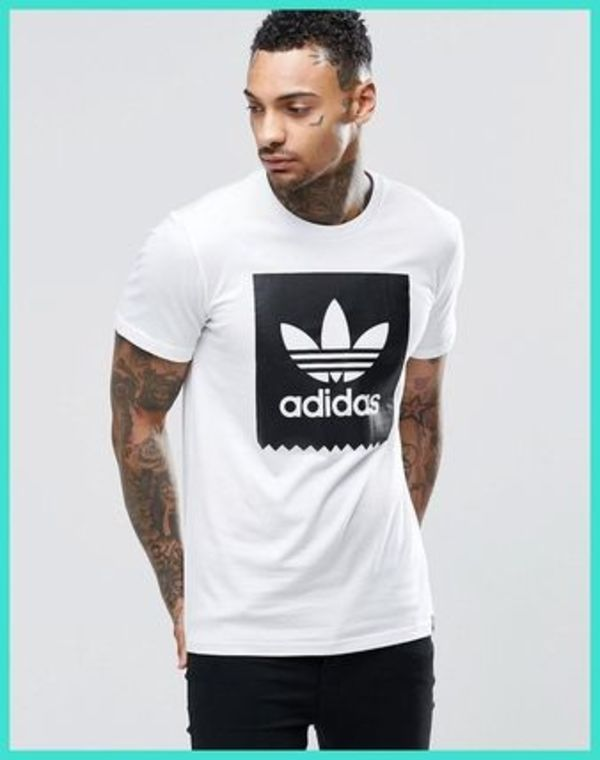 ◆adidas◆ Tシャツ♪ Originals Logo T-Shirt AY8899