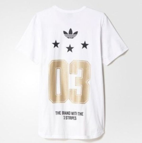 ★人気★推薦★adidas Men's Originals03 STAR T-SHIRT - AJ7167