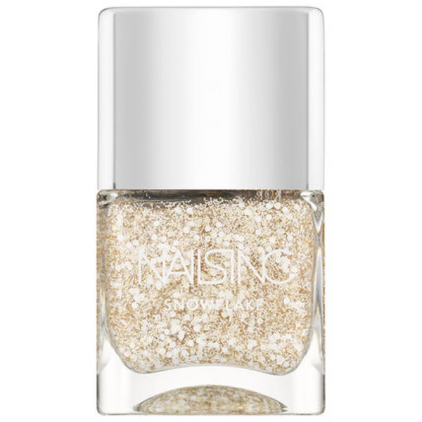 追跡付☆日本未入荷☆Nails Inc Snowflake Whitechapel 14ml