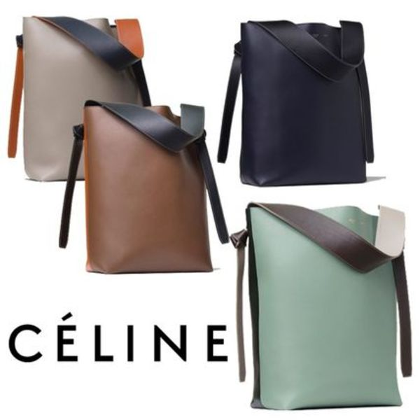 Celine セリーヌ Small Twisted Cabas カバ ツイステッド バッグ