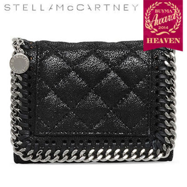 TOPセラー賞!15AW#Stella McCartney# FALABELLA  FLAP WALLET