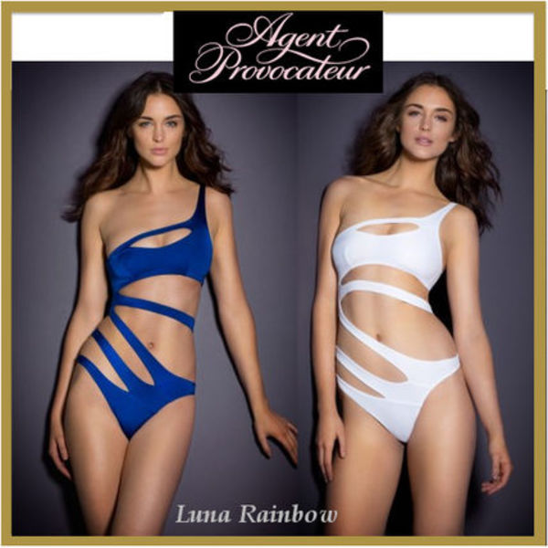 【Agent Provocateur】Lexxi Swimsuit★モノキニ★
