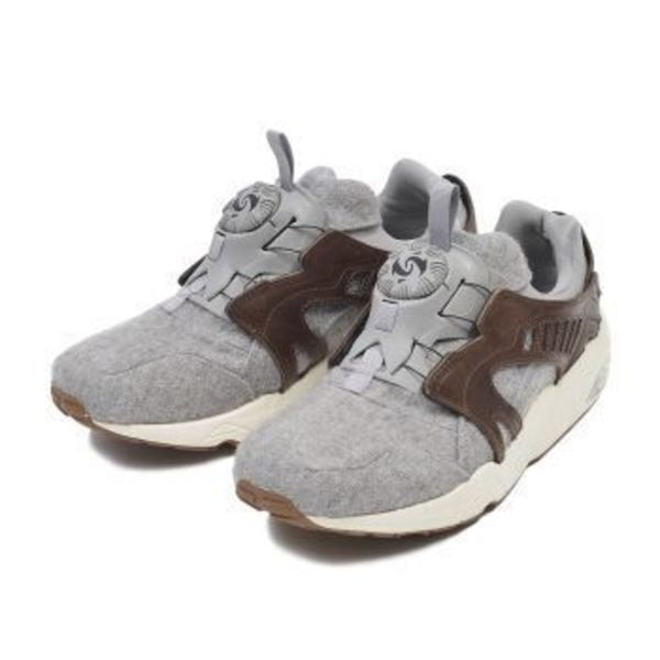 【国内正規品】PUMA DISC BLAZE FELT 358820-01 POTTINGSOIL