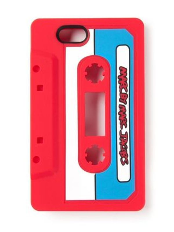 ★セール【MARC BY MARC JACOBS】MIX TAPE IPHONE 5/5S/SE CASE