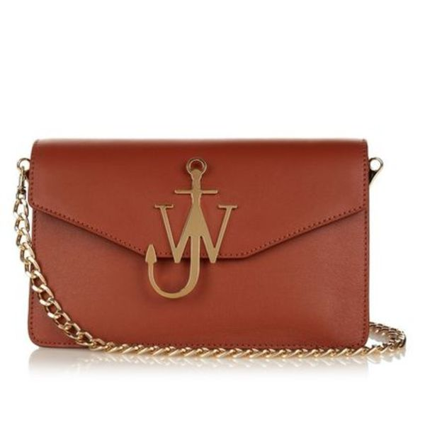 新作♡関税込【J.W. Anderson】Monogram Leather Bag