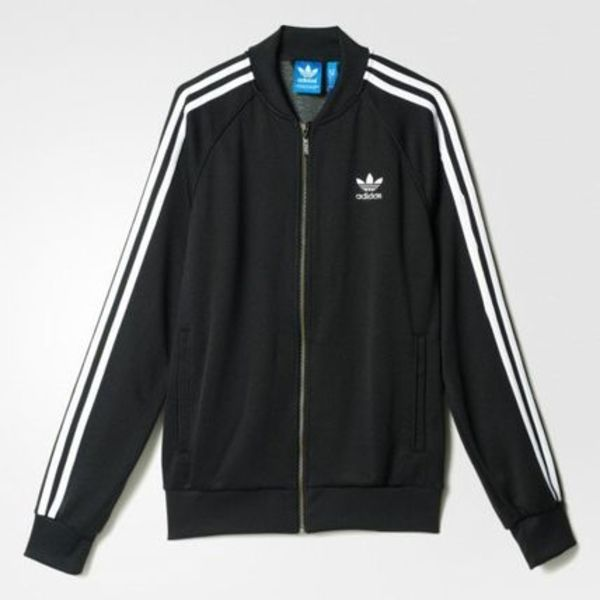 [adidas][Men's Originals]正規品 SUPERSTAR TRACK TOP AB9717