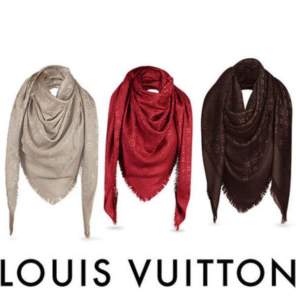 Louis Vuitton モノグラムショール Monogram Shawl M71361