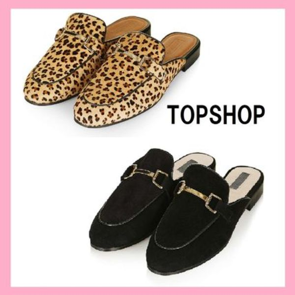国発☆TOPSHOP  KYLIE Backless Mule