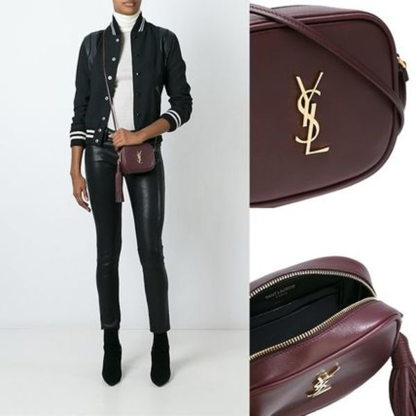 ∞∞SAINT LAURENT∞∞ Monogram Blogger 斜めがけバッグ