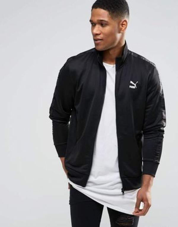 送料込み Puma Urban Track Jacket In Black