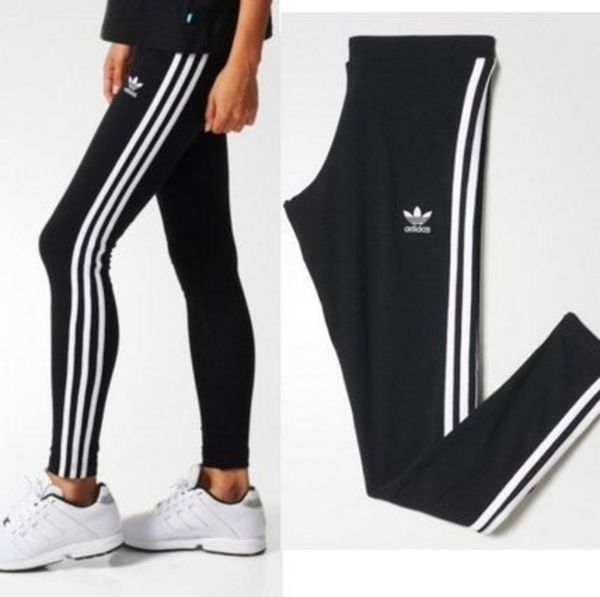 ADIDAS ORIGINALS☆3STRIPES LEGGINGS レギンス AJ8156