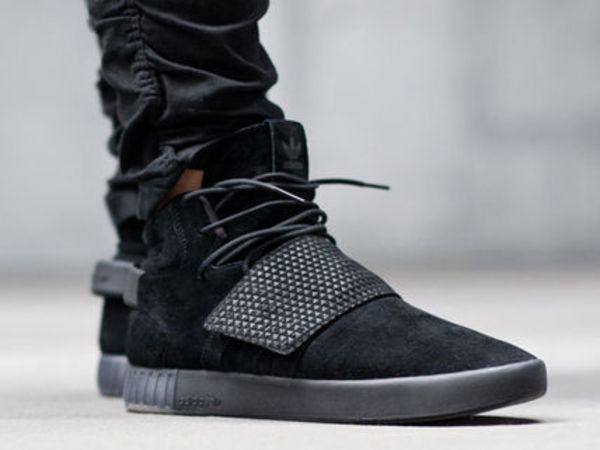 人気☆新作☆adidas Originals Tubular Invader Strap☆ブラック