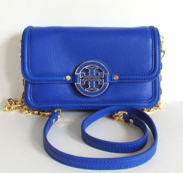 【1-2日到着】Tory Burch●AMANDA MINI CROSSBODY●jelly blue