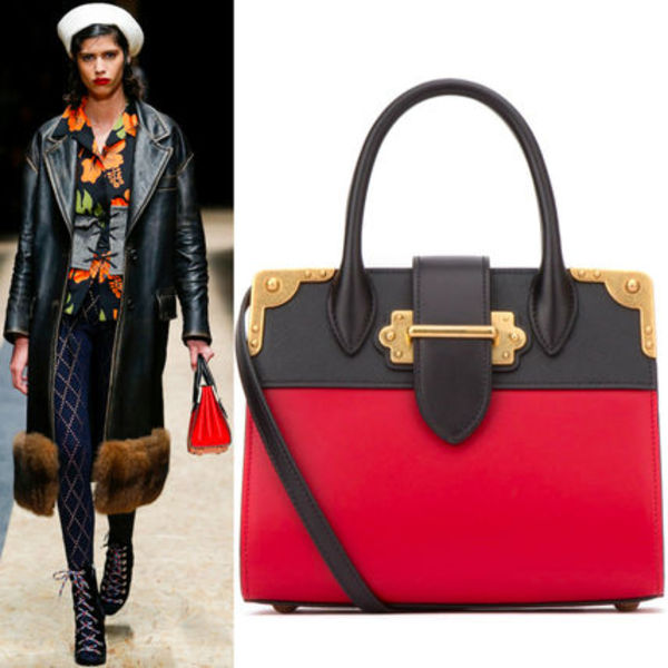 PR066 LOOK9 CAHIER SMALL TOTE BAG