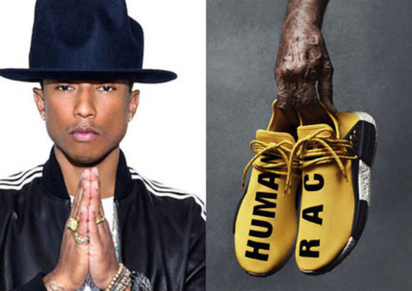 adidas PHARRELL WILLIAMS PW NMD HUMAN RACE BOOST アディダス