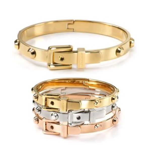 VERY掲載の人気商品★Michael Kors★Astor Buckle Bangle