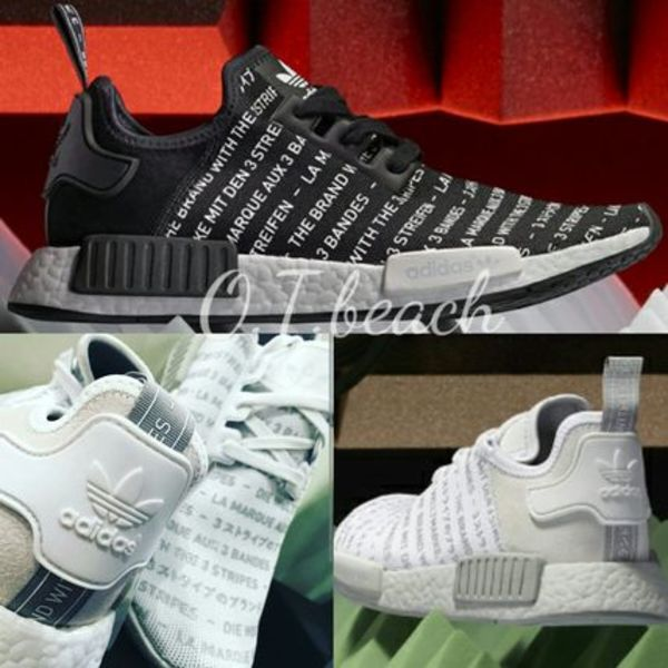 限定新作★ADIDASORIGINALS★NMD_R1/Black/White/国内発・送料込