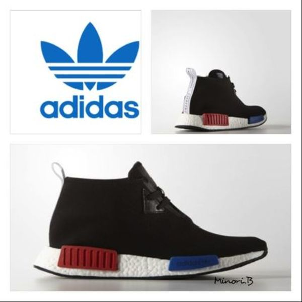 数量限定レア★Adidas★×★Originals★◇NMD RUNNER CHUKKA