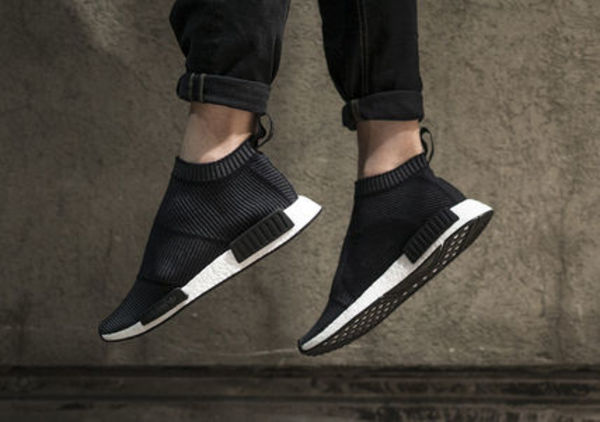 "【送料無料】 adidas NMD City Sock ""Winter Wool"" 27cm"