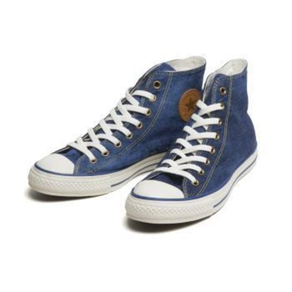 【国内正規品】converse  ALL STAR BL-DM(A) HI 32069021 青